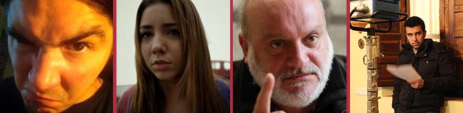 Menciones de honor del CENCOR 2013: Paul Urkijo, Sandra Cervera, Juanma Lara y Alberto Santaella