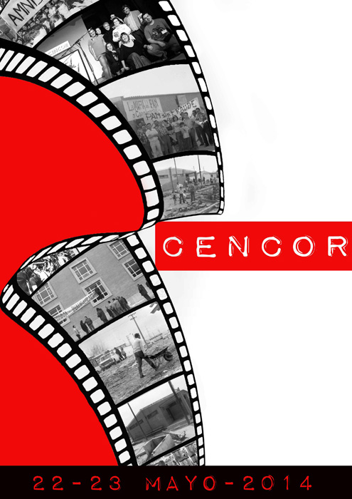 Cartel CENCOR 2014